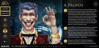 Ludothèque et jeux proposé par le Joka casino